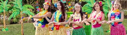 Tropical Themed Party Decorations - tropical luau party supplies beach party decorations auckland