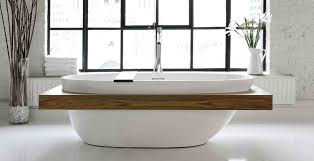 bathroom excellent freestanding bathtubs with oak wood frame for