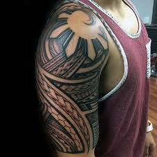 filipino sun guys tattoos filipino tattoo pinterest guy