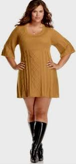 plus size sweater dress with boots naf dresses