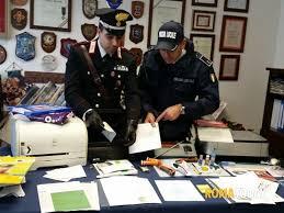 consolato rumeno passaporti dai passaporti alle assicurazioni falsificavano tutto scoperta