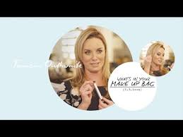 what s in your makeup bag tamzin outhwaite