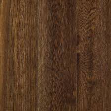 Desert Oak Brushed Dark Brown White Oak Solid Hardwood Wood Flooring The Home Depot