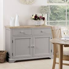 beautifully painted rooms grey shabby chic sideboard vintage