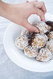 paleo carrot cake protein balls recipe paleo carrot cake