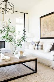 Farmhouse Living Room Furniture Best 25 White Sofas Ideas On Pinterest White Sofa Decor Blue
