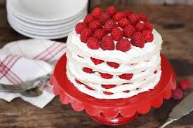 Flag Cakes How To Create The All American Berry Flag Cake