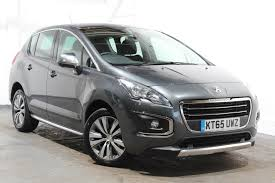 used peugeot suv used peugeot 3008 cars for sale approved cars
