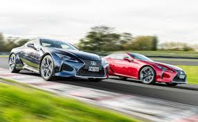 lexus is two door lexus lc coupe dare to be different road tests driven