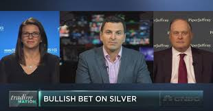 Hit The Floor On Bet - a million dollar bet on silver and the slv etf