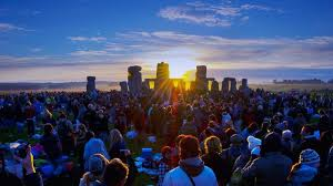 summer solstice at stonehenge earth earthsky