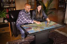 Touch Screen Coffee Table by Diy Touchscreen Coffee Table Album On Imgur Multi Touch Screen