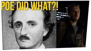 Edgar Allen Poe Meme - edgar allan poe traveled in time youtube