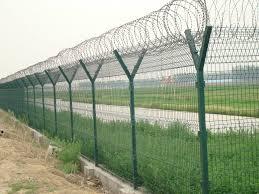 ornamental loop wire fence ornamental loop wire