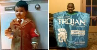 6 Month Baby Halloween Costumes 20 Funniest Costumes Twin Kids Wear Halloween