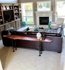 table that goes behind couch coffee table best home decor sofa table behind couch photo concept