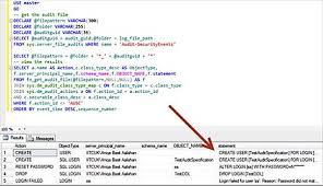 Sql Server Audit Table Changes Different Ways To Audit Sql Server Security