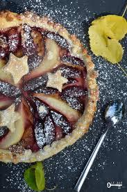 recette de tartes aux prunes et poires la recette facile