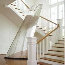 Chrome Banister Boston Newel Post Designs Staircase Traditional With Wood Railing