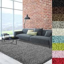 Solid Color Area Rug Cozy Soft And Dense Solid Color Shag Area Rug 8 6 X 11 9 X
