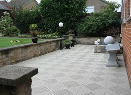 outdoor flooring for a patio refurbishment unique interlocking