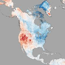Oregon Temperature Map by Going And Cold In February Image Of The Day