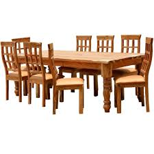 Chair Acacia Wood Dining Table Chairs Furniture Idea Wood Dining Furniture Farmhouse Solid Wood Dining Table Chair Set