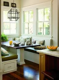 Stunning Breakfast Nook Furniture Ideas - Kitchen nook table