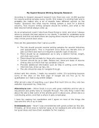 Professional Resume Writers Online I Write A Cover Letter When Academic Essay Ghostwriters Websites