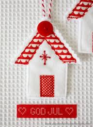 christmas house ornaments a spoonful sugar