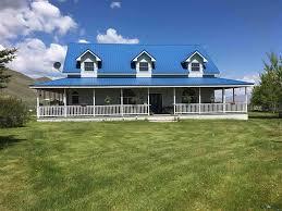 Farmhouse Ranch Sw Montana Ranches For Sale Farm Ranch Agricultural Horse