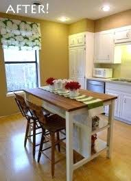 free standing kitchen island with seating for four units islands 4
