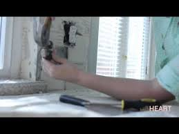 how to remove backsplash from your kitchen tutorial youtube
