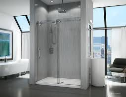 Fleurco Shower Door Fleurco Glass Shower Doors Kinetik Kt In Line