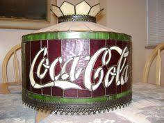 coca cola pendant lights coca cola hanging l 129 00 via etsy coca cola pinterest