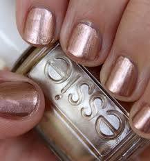 rose gold nail polish u2013 horrendous color