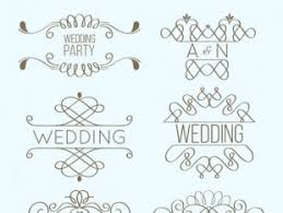 weddings ornaments free vectors ui