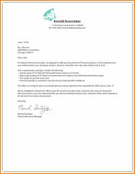 Offer Letter Exle exle offer letter city espora co