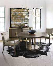 bernhardt round dining table bernhardt profile round dining table