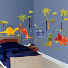 Kids Room Decals by Really Big Dinosaur Wall Decals Wall Decor U0026 Art For Boys Room