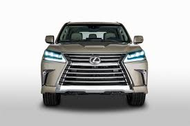 lexus lx 570 2017 2018 lexus lx 570 gets a two row version the torque report