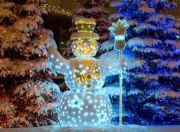 christmas decorations for outside sparkle and creative outdoor christmas decorations