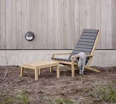 Wooden Outdoor Furniture From Skagerak Design Milk