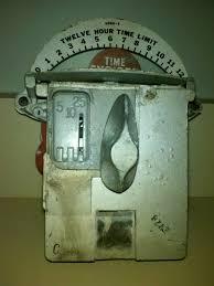 parking meter locks
