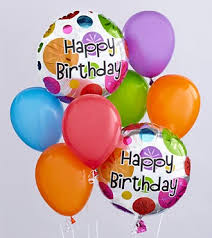 balloons and gifts delivered happy birthday balloon bunch price 37 90 when you want your gift