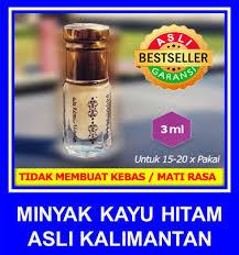 herbal obat kuat pria minyak kayu hitam kalimantan asli gratis ongkir