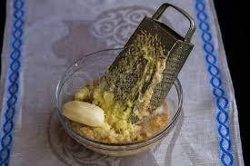 potato pancake grater potato pancakes with sour national russian dish stock