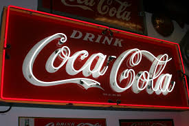 Coca Cola Home Decor Vintage Coca Cola Signs Home Design Ideas