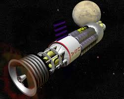 our spaceflight heritage project orion a nuclear bomb and rocket