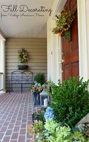 American Home Design by Fall Decorating Time Vintage American Home Home Design Ideas